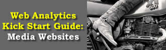 media website analytics kick start guide