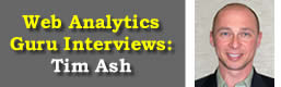 Tim Ash Website Optimization