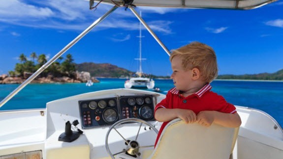 great yacht navigation