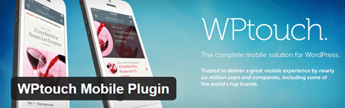 mobile optimization wordpress plugins