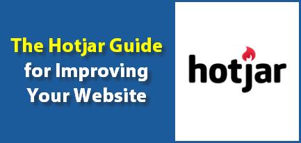 hotjar website improving guide